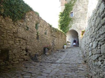 Entrata del Castello del Piagnaro