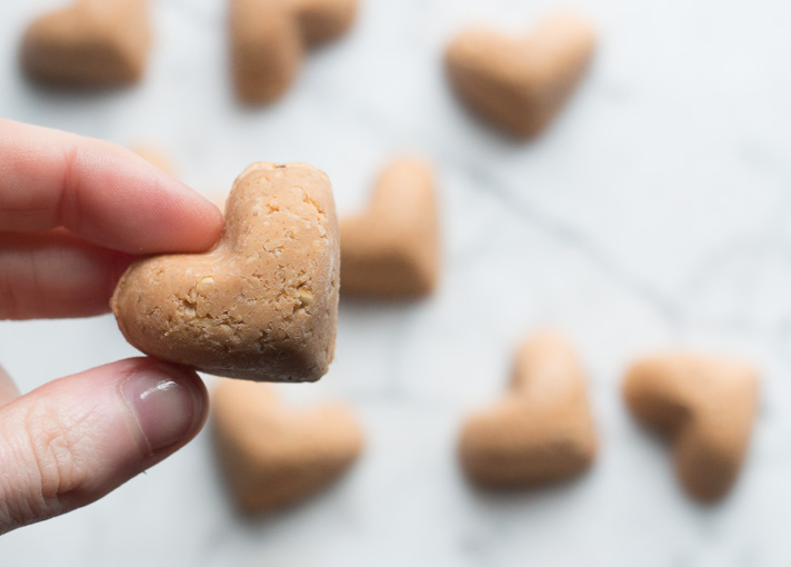 Sweet Potato And Oats Dog Treats