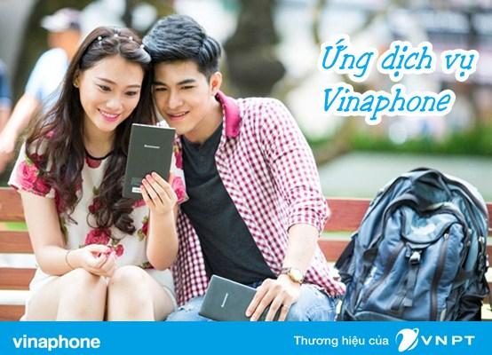 Hướng dẫn Ứng dịch vụ Vinaphone - Tiện ích Ứng dịch vụ