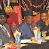 Was Governor Wike Sleeping At State Banquet? (Pictured)