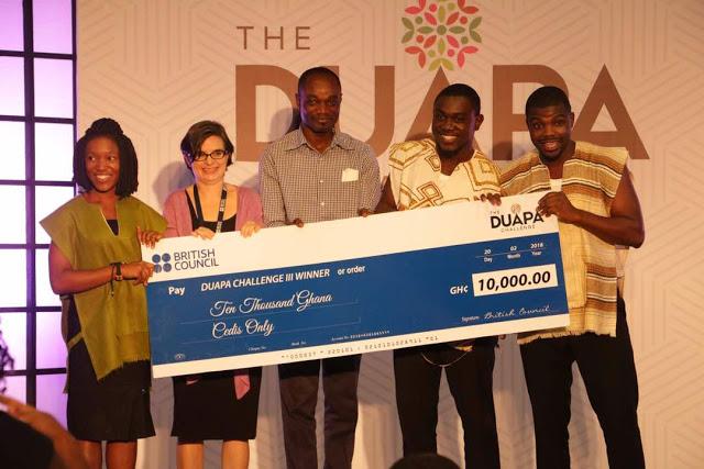 Photos: Catholic University Wins 3rd Edition Of 'Duapa Challenge' By British Council