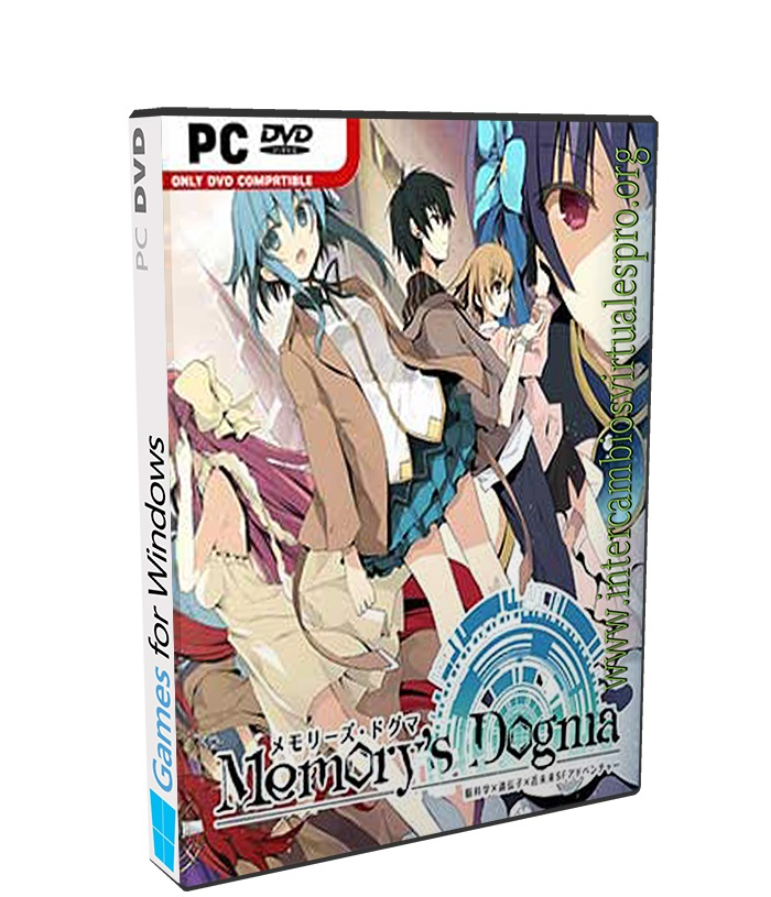 Memorys Dogma CODE 01 poster box cover