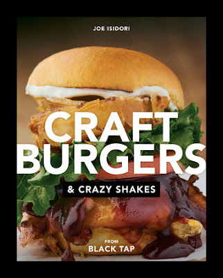 Craft Burgers and Crazy Shakes Recipe Book