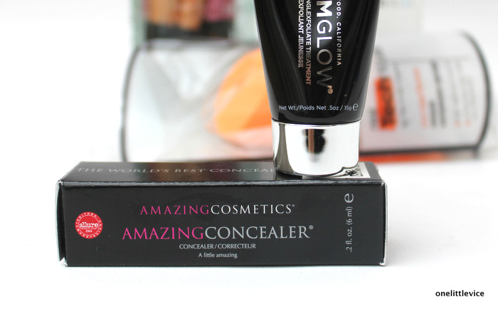 one little vice beauty blog: Amazing Cosmetics Concealer
