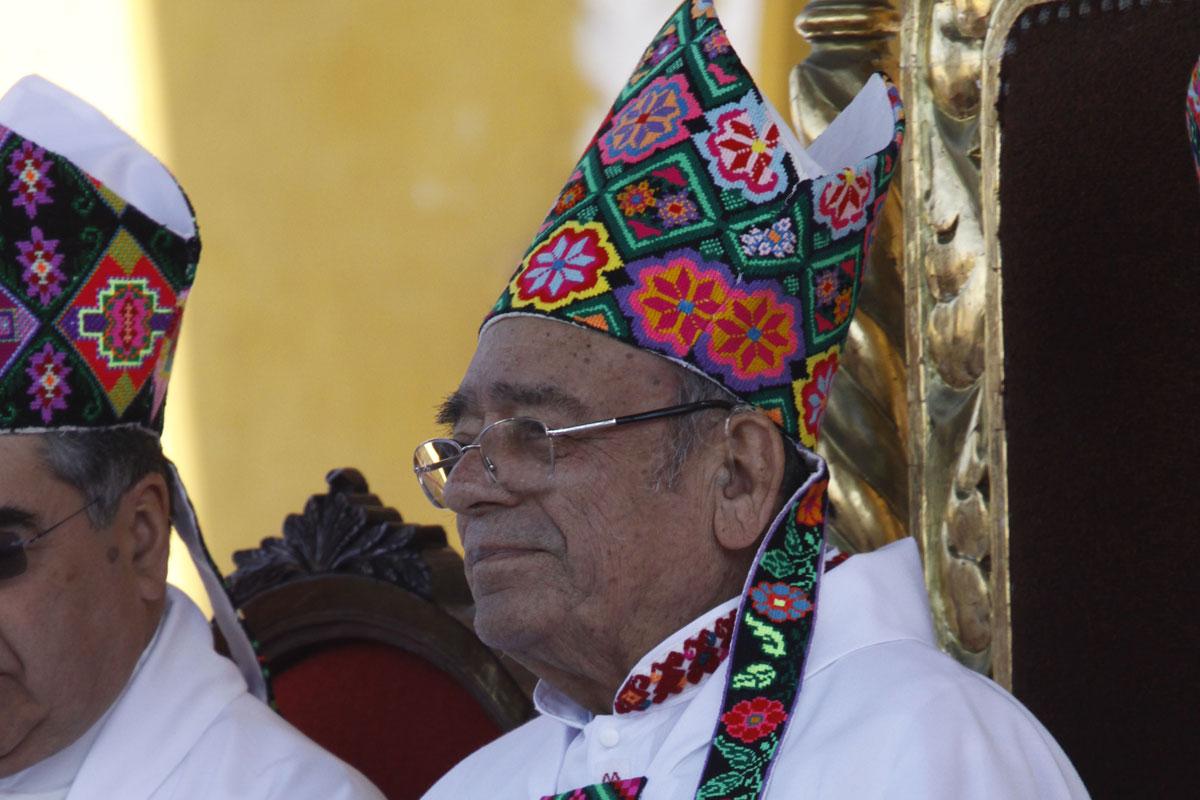 Obispo Samuel Ruiz GAacía