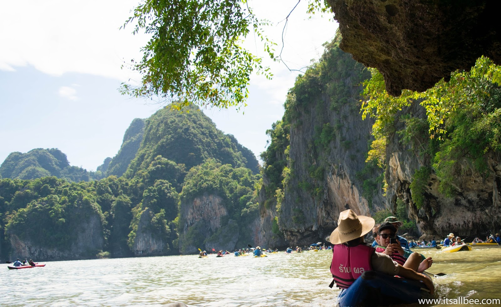 James Bond Island | Thailand Phang Nga Bay Tour | 9 Experiences You Need To Have In Phang Nga Bay