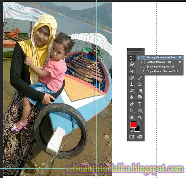 Membuat Foto Kolase Dengan Photoshop