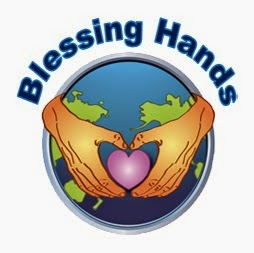 Blessing Hands Logo