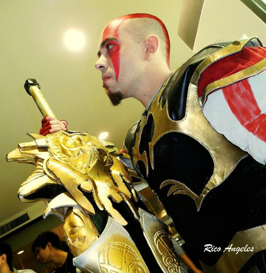 Ynnoks Dress Shop And The Success Of A Cosplay Kratos -8290