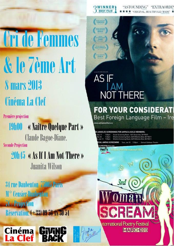 Calendario Festival Grito De Mujer 2013