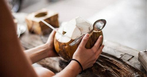 manfaat air kelapa