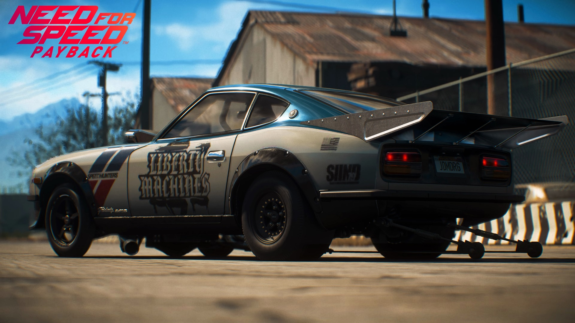 Need For Speed Payback Wallpaper: Download Need For Speed (NFS) Payback Wallpapers