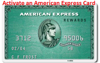 Activate an American Express Card: Americanexpress.com Card Activation Phone Number