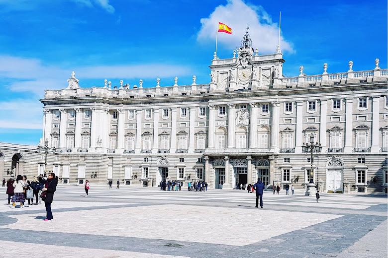 馬德里皇宮