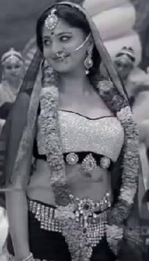 Anushka Shetty as gopikamma