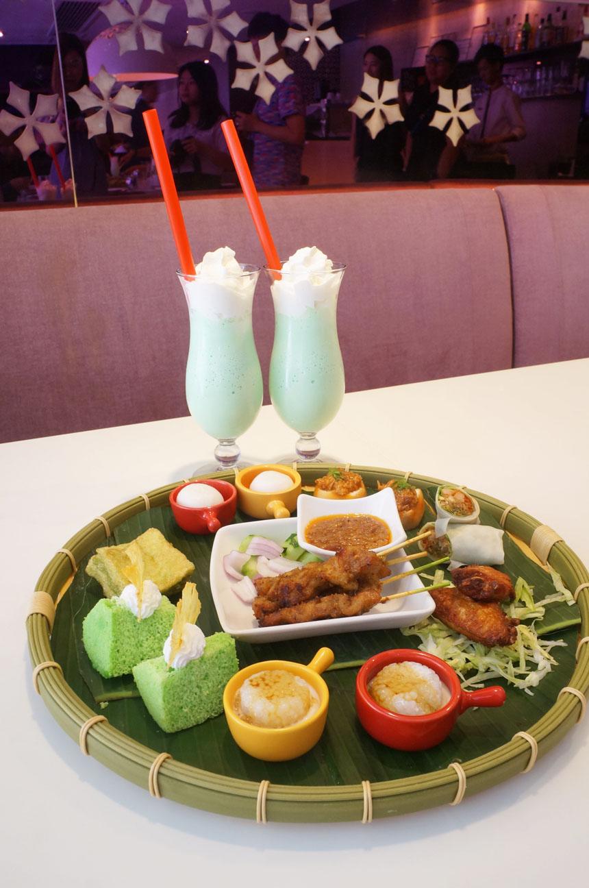 Mandy's Wonderland: 沙嗲軒 Satay Inn - 新加坡.嚐味.下午茶
