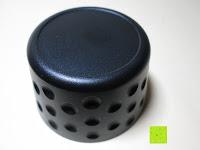 Deckel: Nussknacker Set Cheops Nussknacker mit 3 Schalen Kunststoff 19x8,5x7cm