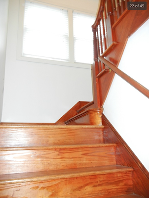colonial staircase wardway homes