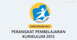 Kelas 1 Tema 7 RPP Kurikulum 2013 SD-MI Sub Tema 1,2,3,4 Revisi 2017