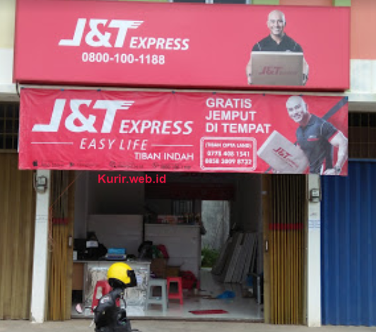 Alamat Agen J&T Express Di Batam