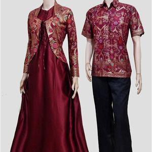 Baju Batik Couple Blouse