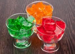 Gelatina de Vodka (Imagem: Reprodução/Internet)