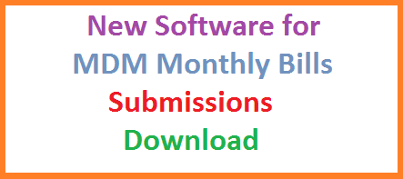 MDM New Monthly Reports Software Download | Central and State Govt have introduced New Mid Meals Monthly Reports submission Formats all over the AP and Telangana | Teachers/ Headmasters have to submit MDM Reports in various categories i.e for egg separate for Strength particulars Caste wise | Here is Ready-made Software Excell sheets for all kinds of Reports. Instructions also given here to use this MDM Reports Software mdm-new-monthly-reports-software-download-ap-telangana