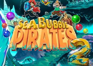 Sea Bubble Pirates 2 Puzzle Online Game
