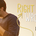 Cover Reveal - Right Kiss. Wrong Guy. by Natalie Decker
