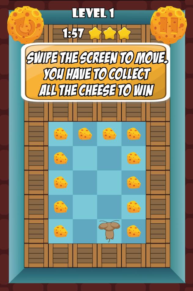 numidia studio html5 game cheese quest