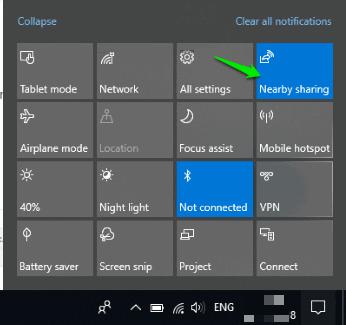 Cara memberi file dengan komputer lain di Windows 10 tanpa bantuan software apapun-gambar1