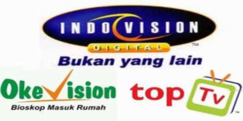 Cara Berlangganan Kembali Indovision, Okevision, Top TV
