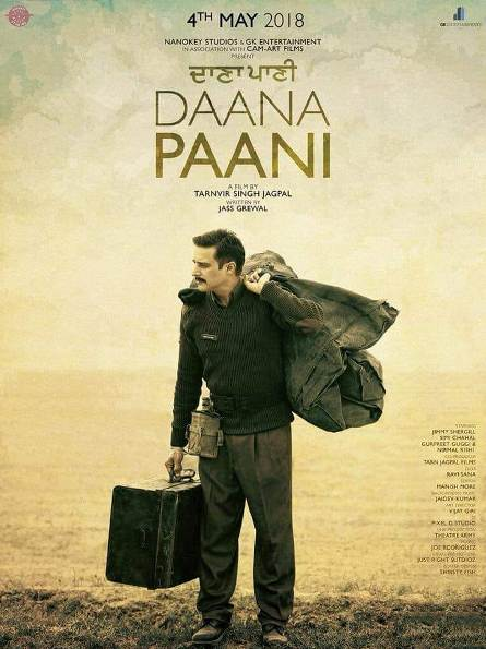 full cast and crew of Punjabi movie Daana Paani 2018 wiki, Daani Paani story, release date, Daani Paani Actress name poster, trailer, Photos, Wallapper