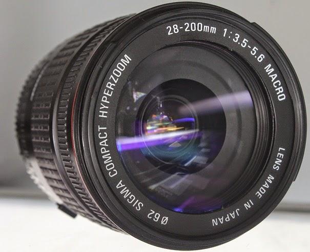 harga Lensa Sigma 28-200