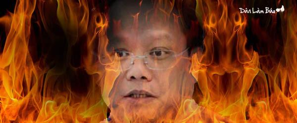 Cách chức Ông Tất Thành Cang: