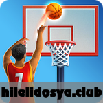 Basketball Stars 1.18.0 Hile Apk indir - LEVEL HİLELİ