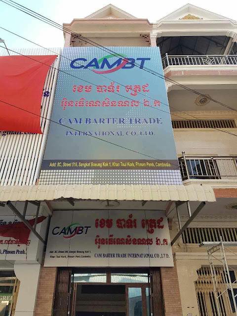 HQ CAMBT International Co,. Ltd,.
