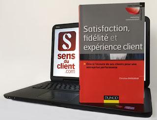 Expérience client, relation client, fidélité et satisfaction.