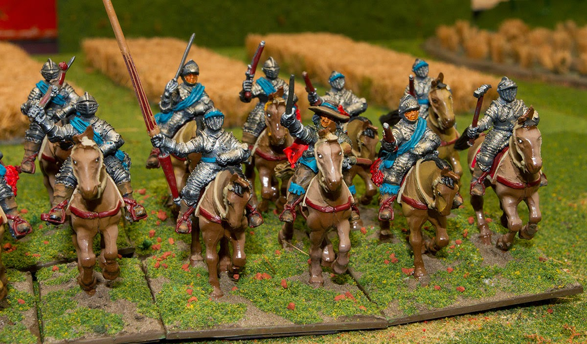 Pike and Shotte Parliament Cuirassiers Warlord Games