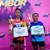 Riswanda Ayu Dari SMA Negeri 1 Karangdowo, Dua Kali Gondol Juara JOMBOR RUN  10 K.
