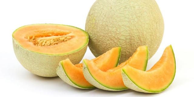 Cara Mudah Memilih Buah Melon Yang Bagus dan Matang