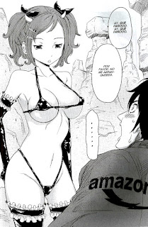"""Reseña de """"Love in Hell"""" vol.3 de Reiji Suzumaru, Fandogamia."""
