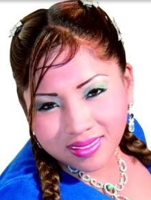 Rostro de Rosita de Espinar con leve sonrisa