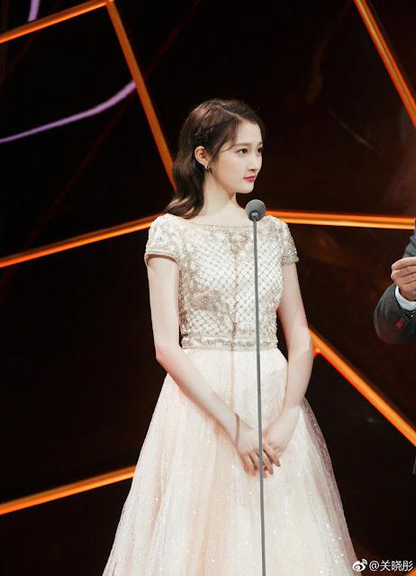 Golden Eagle Awards 2018 Guan Xiaotong