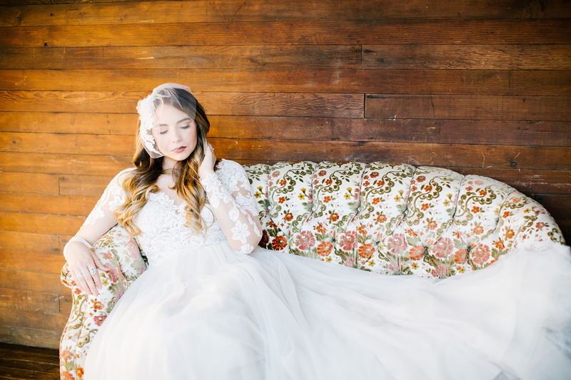 wedding gown, tulle skirt, tulle wedding gown