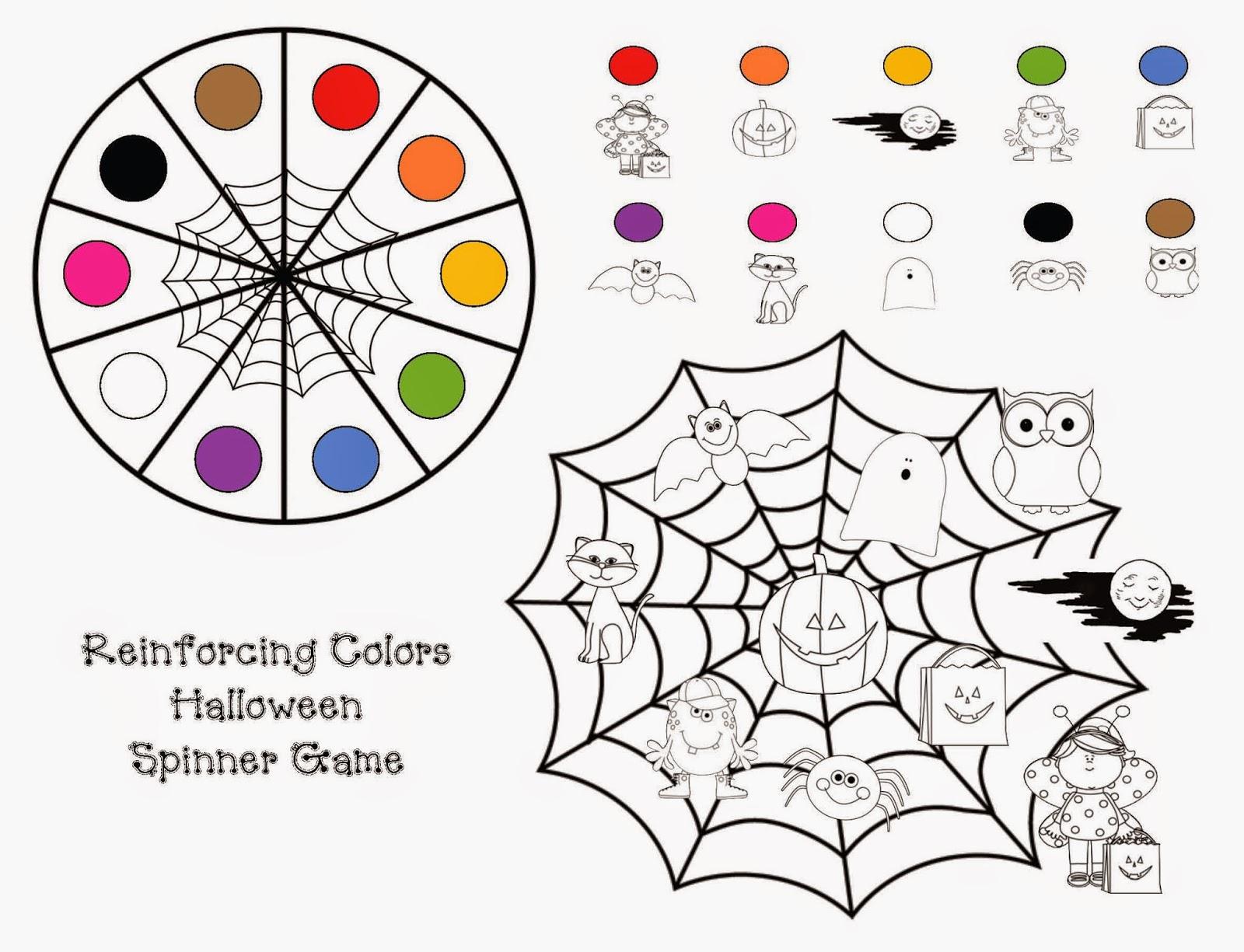 Halloween Capitalization Worksheet