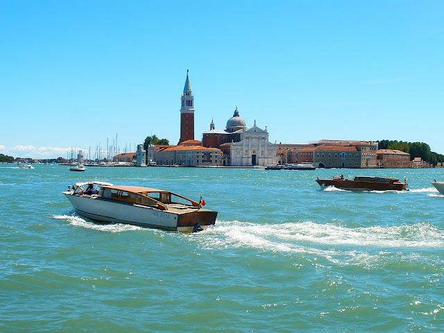 Kolik je zvonic v Benátkách? San Giorgio Maggiore, Benátky, zvonice Svatého Marka, San Marco,