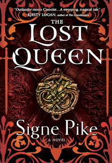 Interview with Signe Pike, author of The Lost Queen