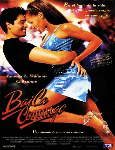 Ver Baila conmigo (Dance With Me) (1998) Online