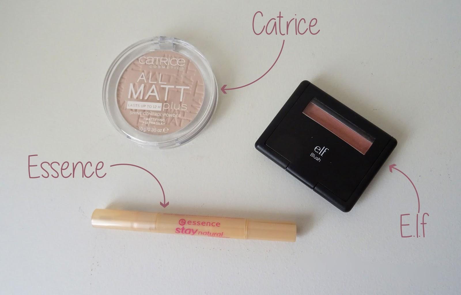 Un maquillage complet pour moins de 30€ teint